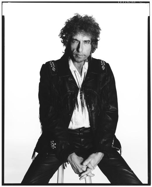, 'Bob Dylan,' 1986, Padiglione d'Arte Contemporanea (PAC)