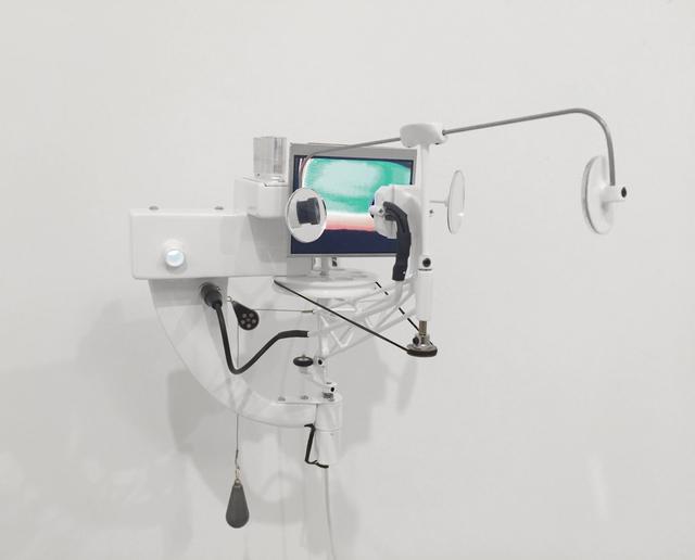 , 'Vision Machine #3,' 2014, bitforms gallery