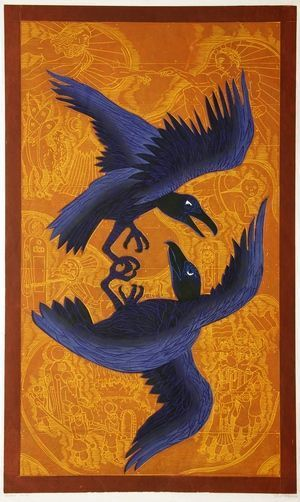 , 'The Ravens,' , Robischon Gallery