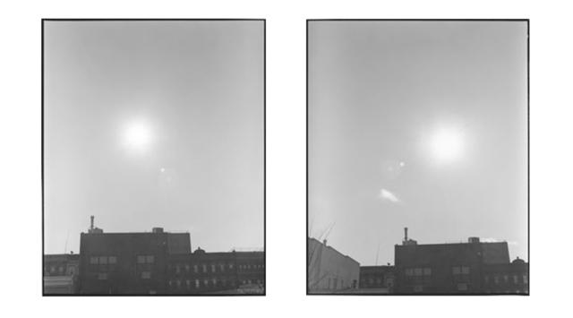 , 'January 19, frame 7 + frame 11,' 2012, Anthony Meier Fine Arts