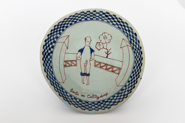 Hylton Nel, 'HN1118 Lente in Calitzdorp bowl 6 ', 11.08.15, Stevenson