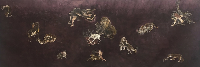 , 'Stranger Than Paradise-Violet Heaven,' 2009, Alisan Fine Arts