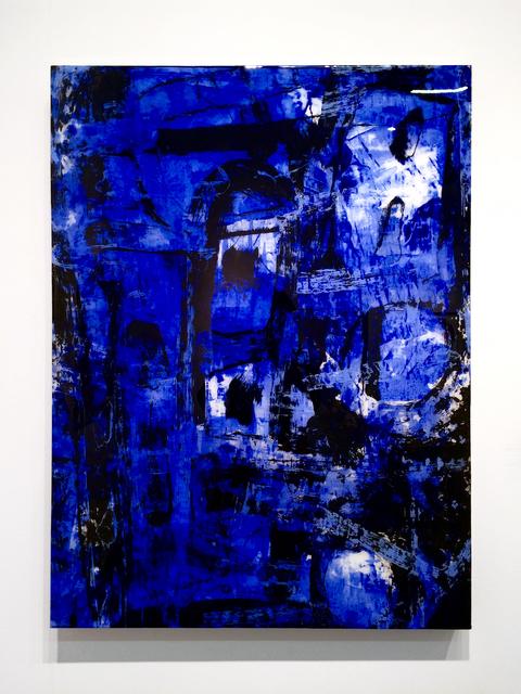 , 'Empire (Blue),' 2016, Galerie Olivier Waltman | Waltman Ortega Fine Art