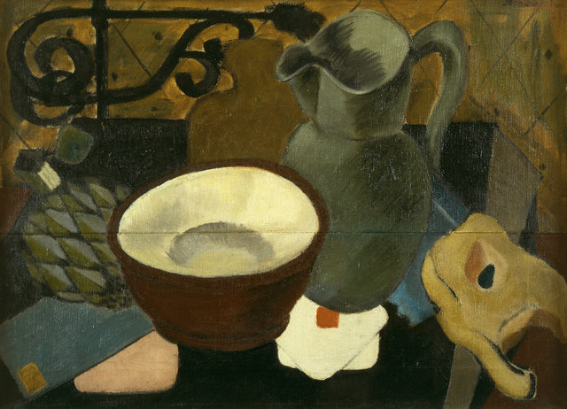 , 'Still Life with Saw,' 1925, Allan Stone Projects