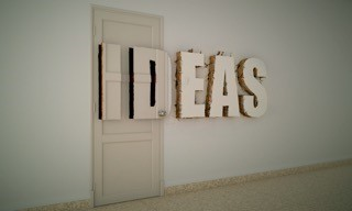 , 'Ideas- Series Fragile ,' 2014, Diana Lowenstein Gallery