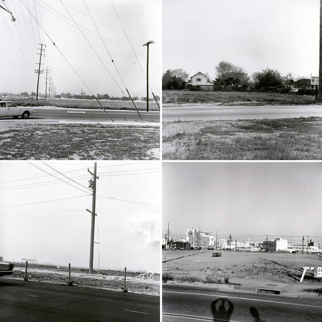 , 'Vacant Lots,' 1970-2003, Gagosian