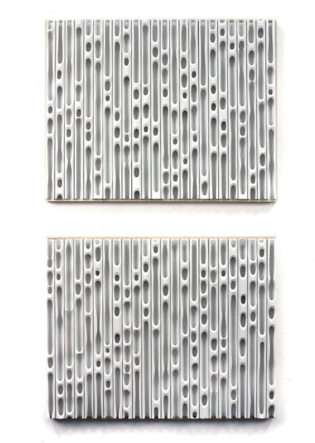 Jessica Drenk, 'Erosions 71 and 72', 2018, Adah Rose Gallery