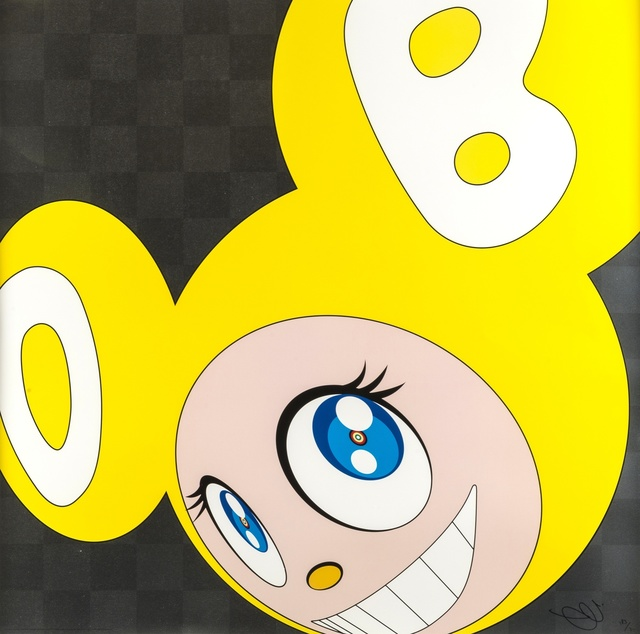Takashi Murakami, 'And then and then and then and then and then (Yellow)', 1999, Forum Auctions