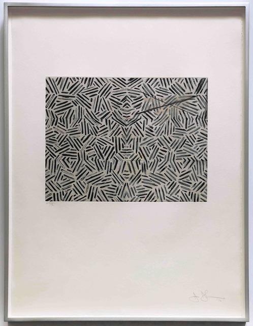 Jasper Johns, 'Corpse and Mirror (ULAE 167)', 1976, Joseph K. Levene Fine Art, Ltd.