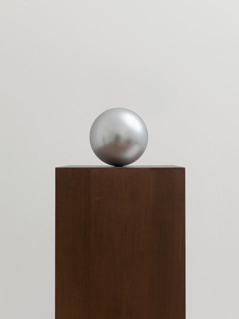 , 'Silberne Kugel,' 1999, Ludorff