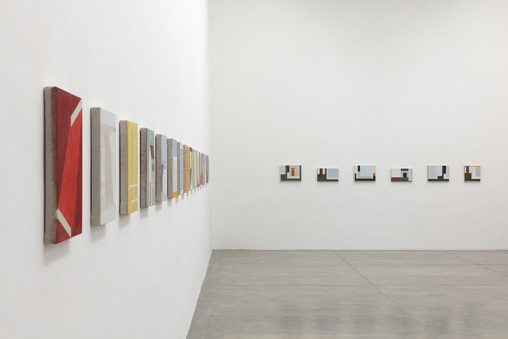 exhibition view -- photo Everton Ballardin © courtesy of the artist and Galeria Nara Roesler