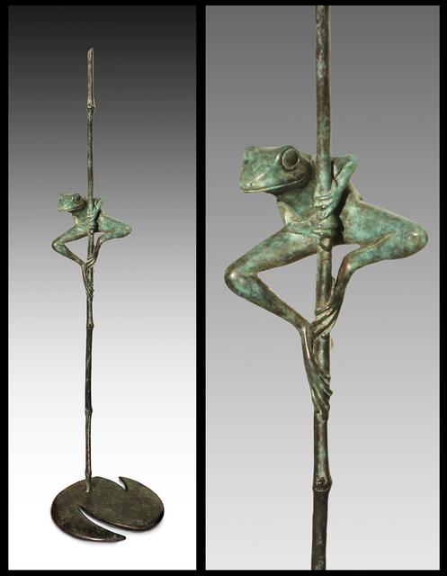 , 'Tree Frog (small),' , Mark White Fine Art