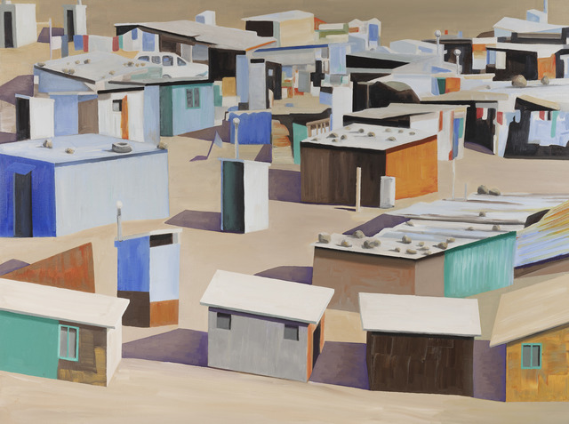 , 'Shelters Mesoamerica,' 2018, Desta Gallery
