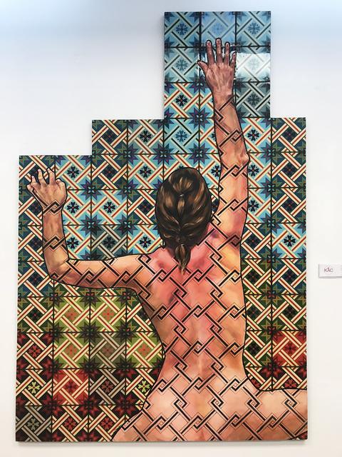 , 'The Climber,' 2017, Martinez-Pedrosa Studio