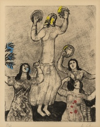 Dance of Miriam (from Bible) (Cramer Books 30)