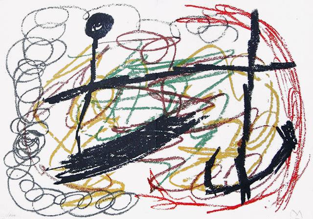 Joan Miró, 'Obra Inedita Recent (plate IX)', 1964, F.L. Braswell Fine Art