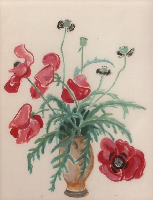 , 'Klatschmohn,' 1942, Galerie Thomas