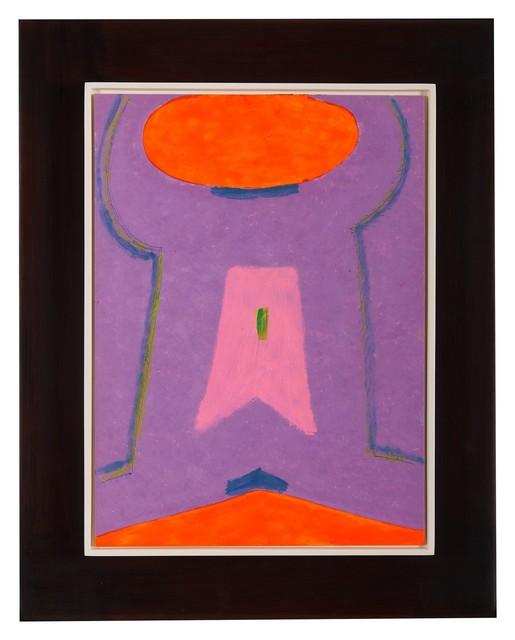 , 'Komplementäres Kontrapunktisch,' 1968, Bode Gallery