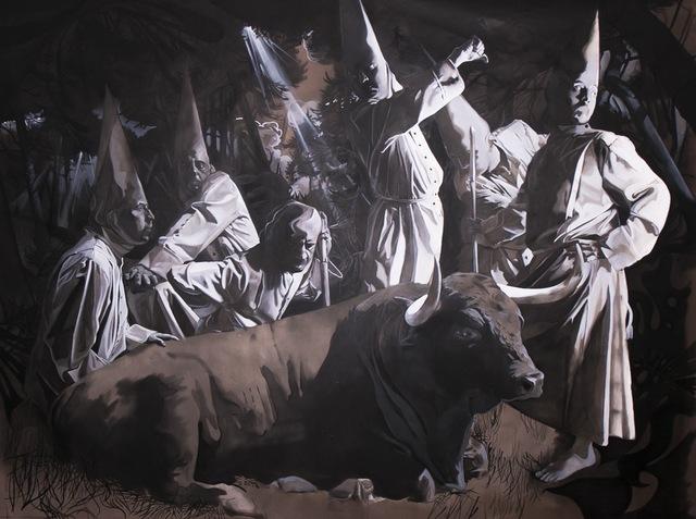 , 'No se puede dar a Dios por sentado,' 2014, Javier Lopez & Fer Frances