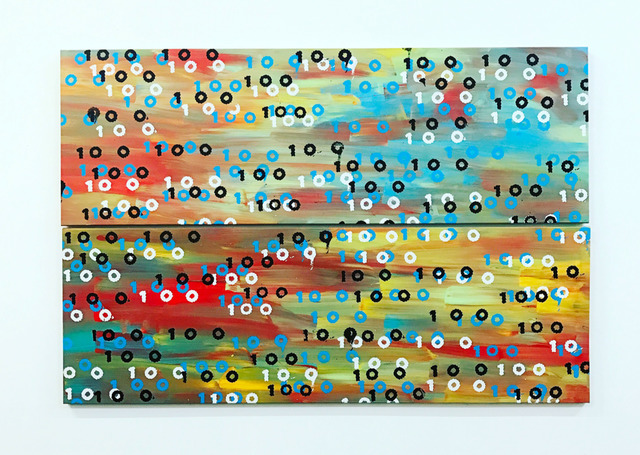Mister E, 'Titled 19', 2017, ArtLife Gallery