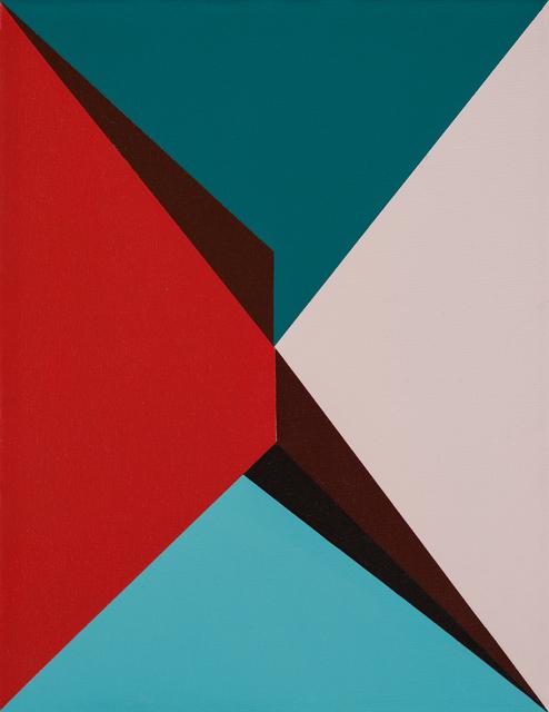 Natalia Cacchiarelli, 'As you are', 2020, Painting, Acrylic on canvas, Smart Gallery BA