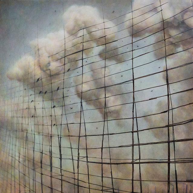 , 'Cloud Gates,' 2018, Catherine Edelman Gallery