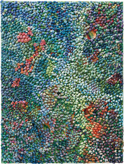 Llewellyn Xavier, 'Eggshell Footprints', 2016, Phillips