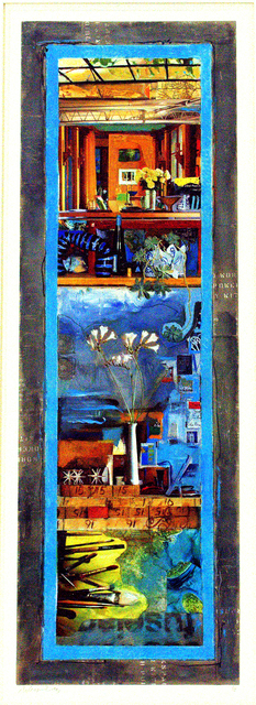 , 'Wednesday Flowers,' 2015, ArtSpace / Virginia Miller Galleries