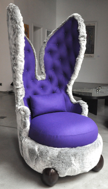 , 'Placide, The Rabbit Chair,' 2012, Mazel Galerie
