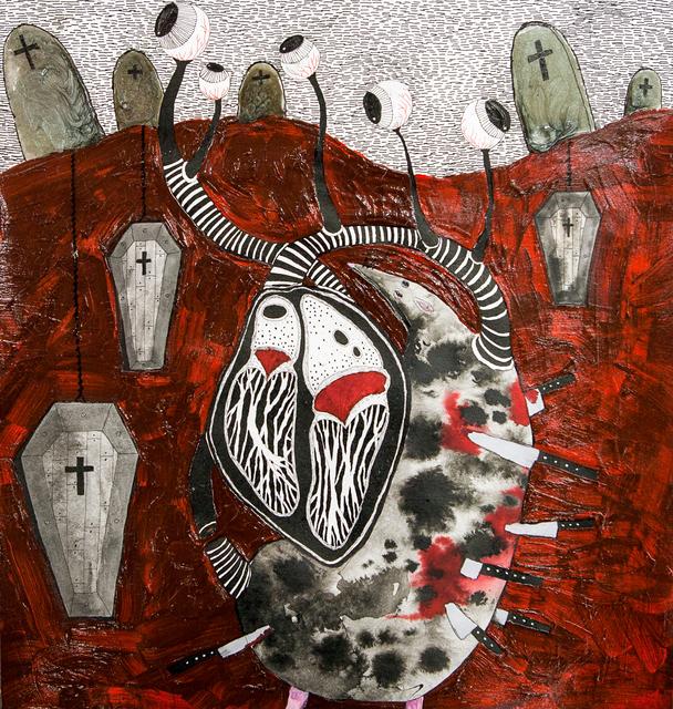 , 'Cemetery,' 2014, Triumph Gallery