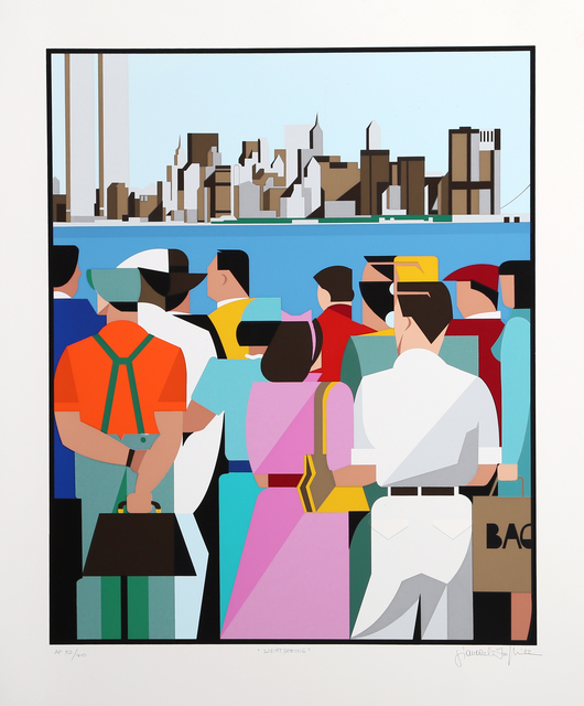 , 'Sightseeing,' 1982, RoGallery
