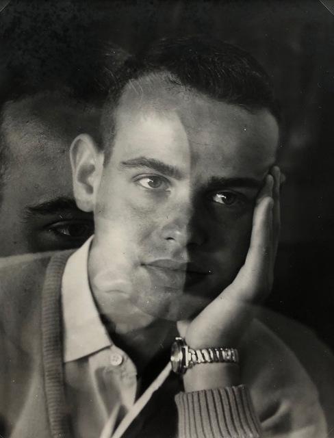 Imogen Cunningham, 'Portrait Of Jonathan Elkins', ca. 1952, Michael Dawson Gallery