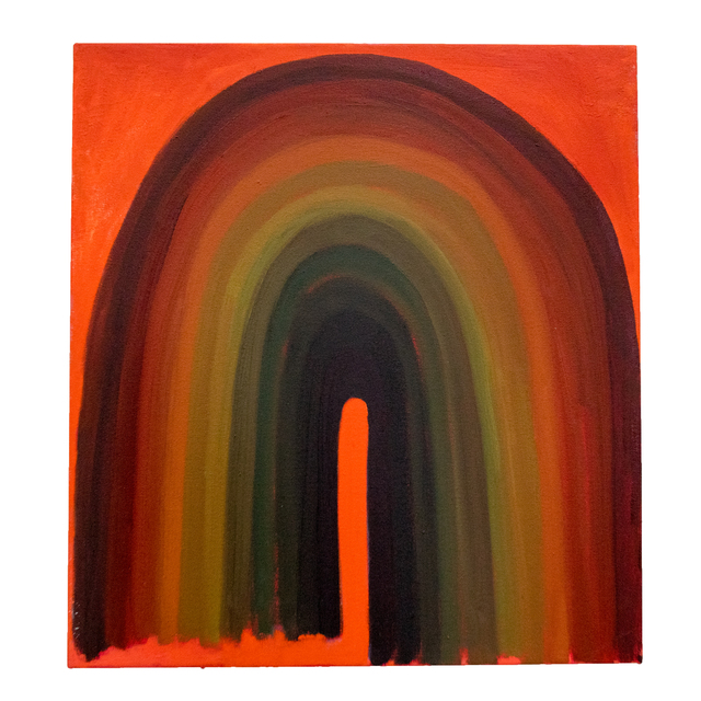 , 'Black Rainbow,' 2017, The Southern
