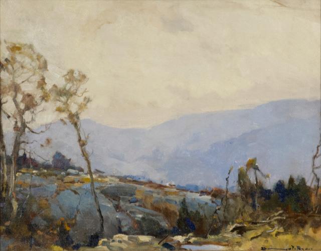 Chauncey Foster Ryder, 'Vesper's Ledge, New Hampshire', ca. 1929, Vose Galleries