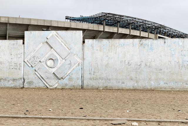 , 'Le mur #2,' 2014, Stevenson