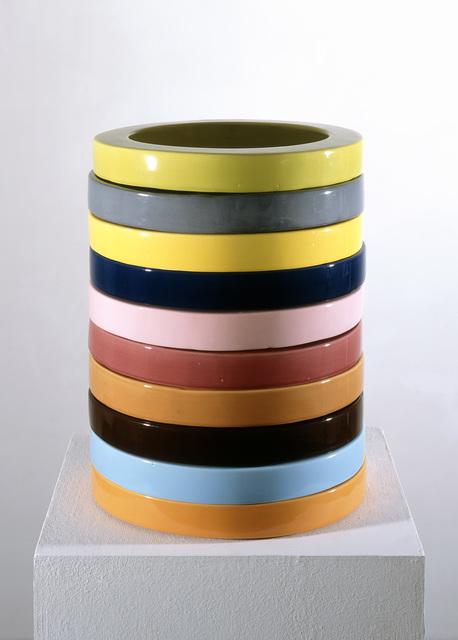 , 'Guadalajara Revision Stack,' 2009, Galerie Sabine Knust