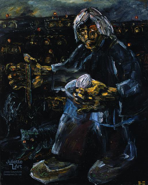 , 'Calling the Ghosts,' 2010, Juliette Culture and Art Development Co. Ltd.