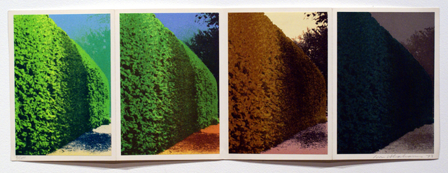 , 'Four Seasons (from eighteen small prints),' 1973, Bernard Jacobson Gallery