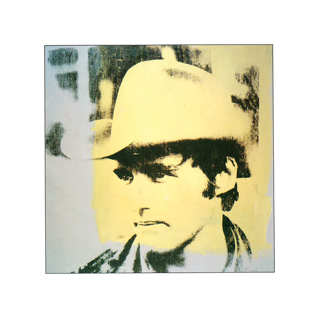 Andy Warhol, 'Dennis Hopper, Yellow Hat', 1979, White Cross