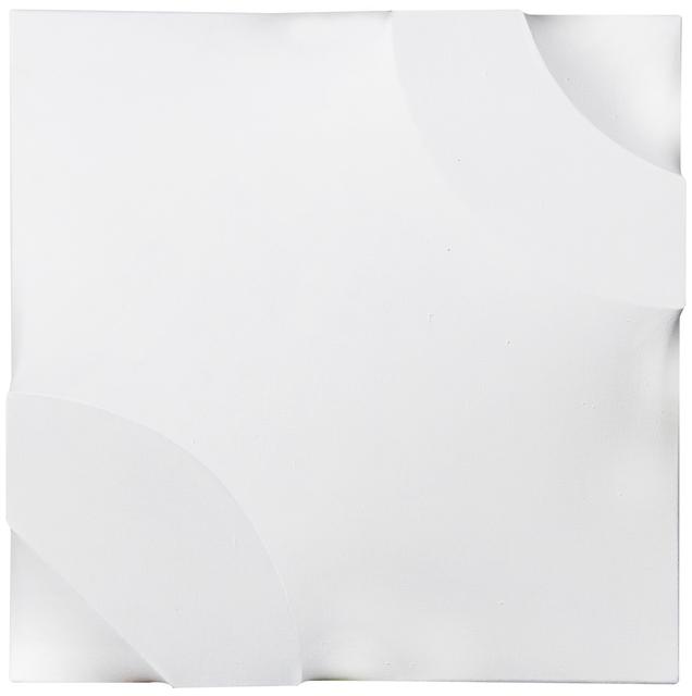 Michael Michaeledes, 'White relief', 1969, Martini Studio d'Arte