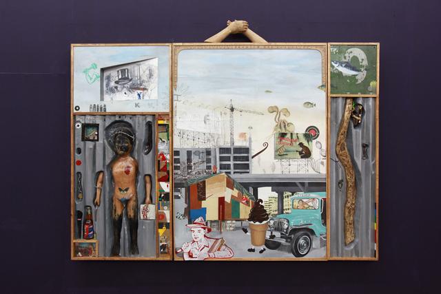 Kawayan De Guia, 'Ligaya de Pilipinas - I scream and Cigarettes', 2014, A3 Arndt Art Agency
