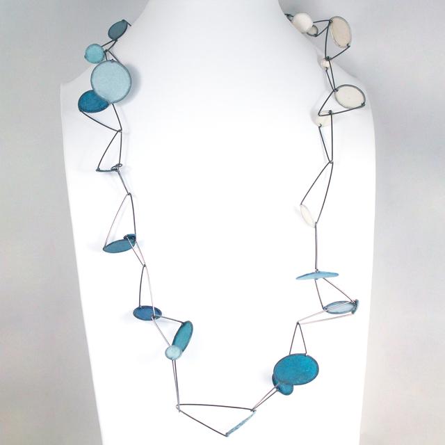 , 'Strand Lumen, Necklace,' 2016, The Gallery at Reinstein|Ross