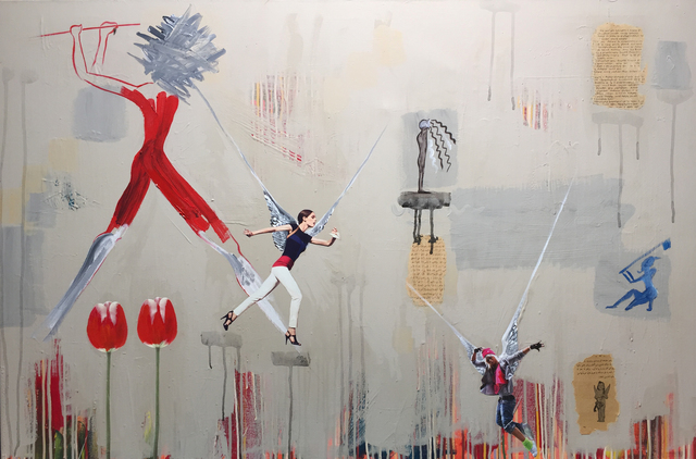 , 'Chapter 10: Veritas Vos Liberabit,' , Deborah Colton Gallery