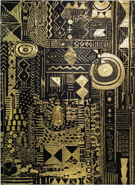 , 'Constellations II Study,' 2016-2017, Mariane Ibrahim Gallery