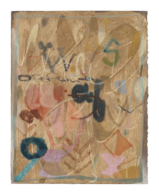 , 'Elizabeth L,' 2016, Horton Gallery
