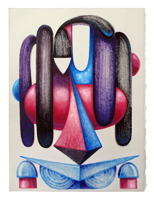 , 'FF2 (Lily),' 2016, Aureus Contemporary