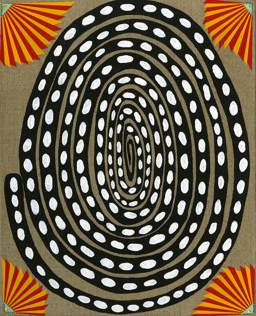 , 'Spiral,' 2012, Lisa Sette Gallery