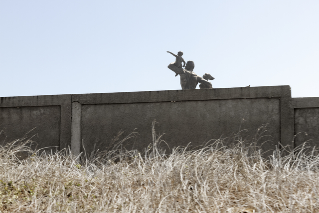 , 'Le mur #7,' 2014, Stevenson