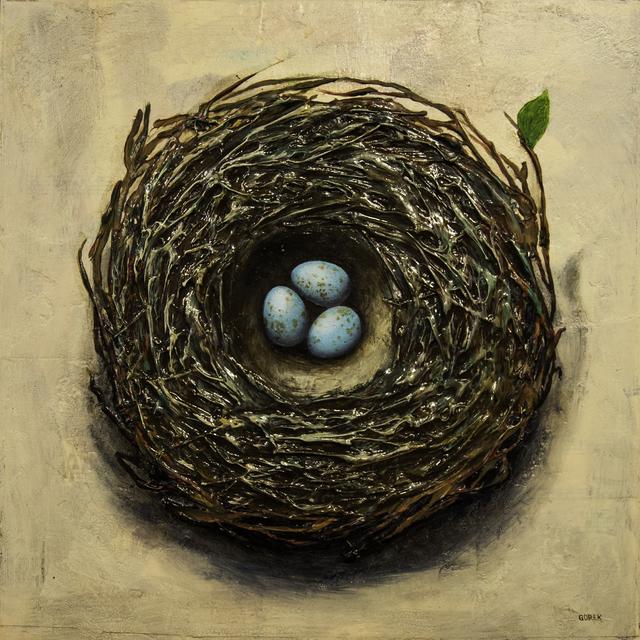 , 'Bird's Nest 3,' 2018, Abend Gallery