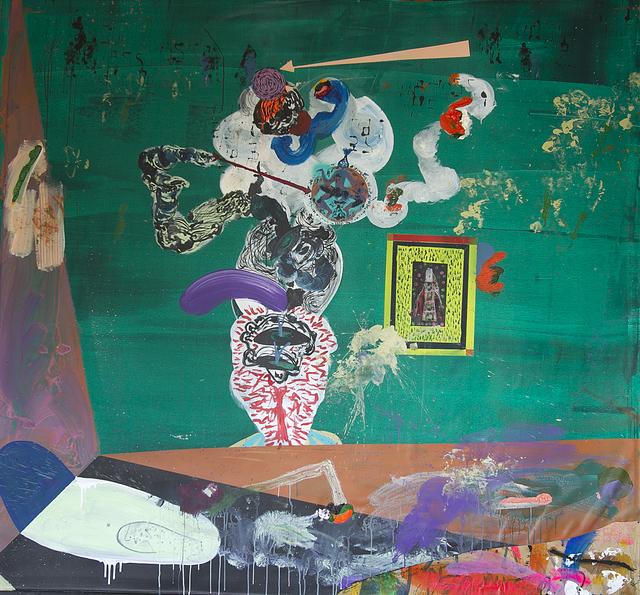 Ilidio Candja Candja, 'Untitled', 2017, Le Sud